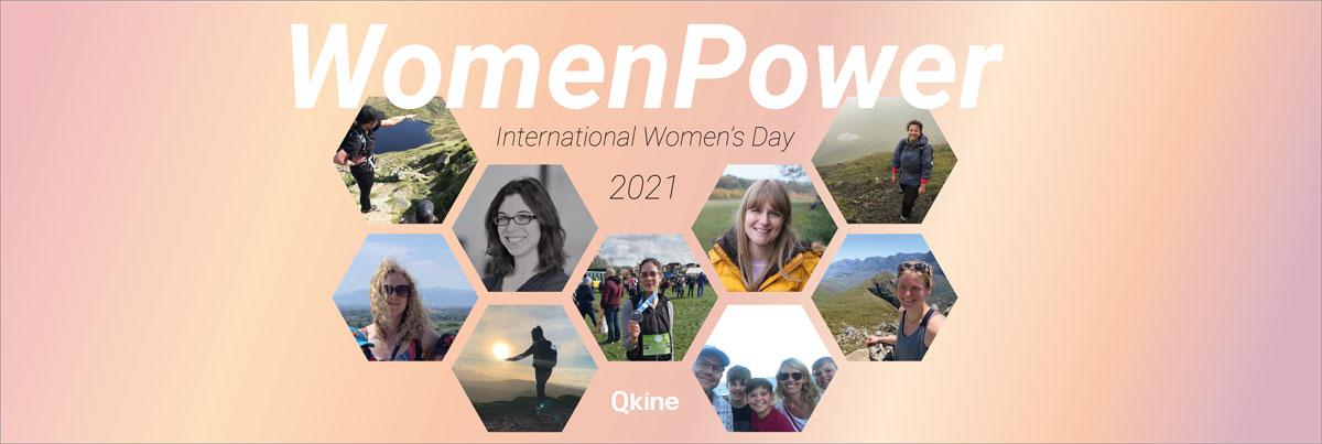 Celebrating International Women's Day (IWD) 2021 at Qkine