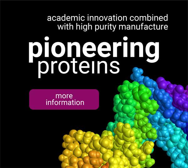 pioneering proteins