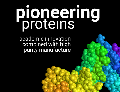 pioneering proteins launch